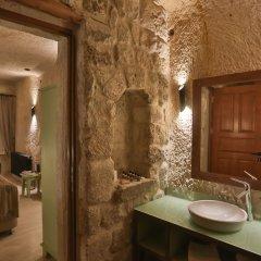 Acropolis Cave Suite Турция, Ургуп - отзывы, цены и фото номеров - забронировать отель Acropolis Cave Suite онлайн ванная