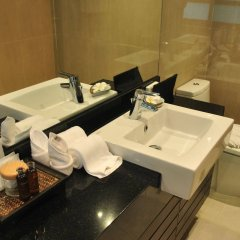 Отель The Residence Resort & Spa Retreat ванная