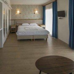 Отель Clementine Suits Sigacik Сыгаджик комната для гостей фото 5