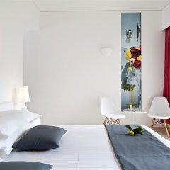 Отель Acqua Vatos Santorini Hotel Греция, Остров Санторини - отзывы, цены и фото номеров - забронировать отель Acqua Vatos Santorini Hotel онлайн комната для гостей фото 2