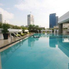 Отель Cnc Residence Бангкок бассейн фото 3