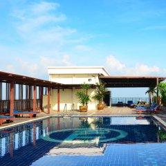 Отель Baywalk Residence Pattaya By Thaiwat бассейн