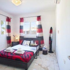 Отель Villa Hollywood Кипр, Протарас - отзывы, цены и фото номеров - забронировать отель Villa Hollywood онлайн комната для гостей фото 2