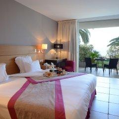 Отель Dolce Vita Франция, Аджассио - отзывы, цены и фото номеров - забронировать отель Dolce Vita онлайн комната для гостей фото 4