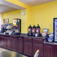 Отель Comfort Inn University Center питание фото 2