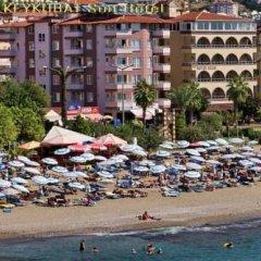 Отель Sultan Keykubat пляж фото 2