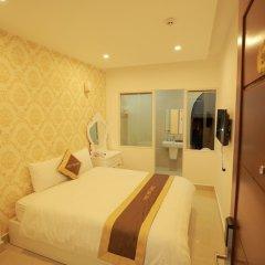 Viet Pho Da Lat Hotel Далат комната для гостей