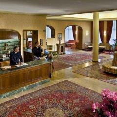 Отель Terme Bristol Buja Италия, Абано-Терме - 2 отзыва об отеле, цены и фото номеров - забронировать отель Terme Bristol Buja онлайн интерьер отеля