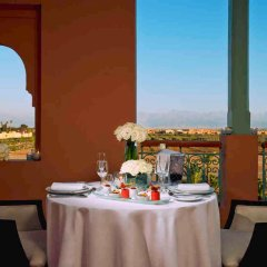 Отель Sofitel Marrakech Lounge and Spa питание фото 3
