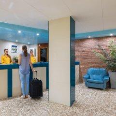 Отель H·TOP Cartago Nova интерьер отеля