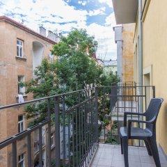 Отель Melnicka Flat Прага балкон
