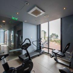 Отель Pestana Bahia Praia фитнесс-зал фото 2