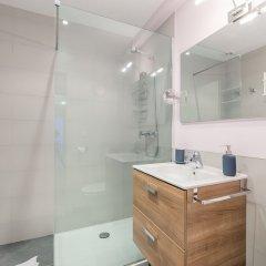 Отель GranVía Испания, Сан-Себастьян - отзывы, цены и фото номеров - забронировать отель GranVía онлайн ванная