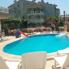 Yesilirmak Otel Турция, Мармарис - отзывы, цены и фото номеров - забронировать отель Yesilirmak Otel онлайн бассейн фото 2