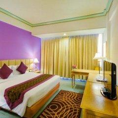 Отель Metropole Hotel Phuket Таиланд, Пхукет - отзывы, цены и фото номеров - забронировать отель Metropole Hotel Phuket онлайн комната для гостей фото 2