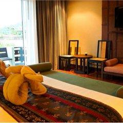 Отель Pilanta Spa Resort комната для гостей фото 2