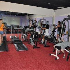 Отель Armas Gul Beach - All Inclusive фитнесс-зал фото 3