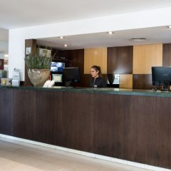 Hotel Catalonia Atenas интерьер отеля