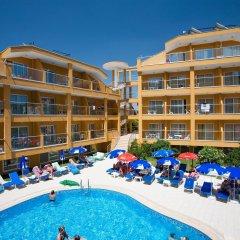 Begonville Apart Hotel Сиде бассейн фото 2