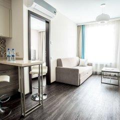 Апарт-Отель Рамада Жуковка Новосибирск комната для гостей фото 3