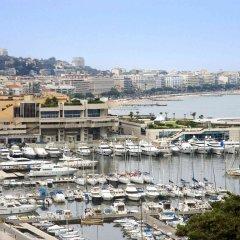 Отель ibis Cannes Plage La Bocca Франция, Канны - отзывы, цены и фото номеров - забронировать отель ibis Cannes Plage La Bocca онлайн пляж