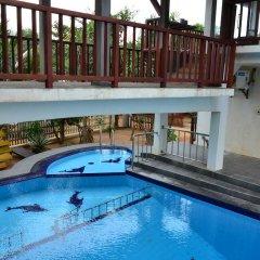 Отель Marina Bentota Шри-Ланка, Бентота - отзывы, цены и фото номеров - забронировать отель Marina Bentota онлайн бассейн фото 3