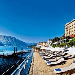 Отель Grand Hotel Tremezzo Италия, Тремеццо - 2 отзыва об отеле, цены и фото номеров - забронировать отель Grand Hotel Tremezzo онлайн пляж фото 2