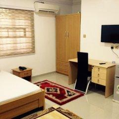 K-Yellow Hotel & Resort удобства в номере