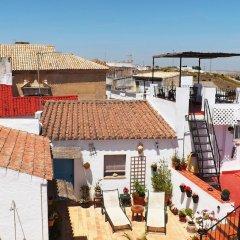 Отель Casa Campana Испания, Аркос -де-ла-Фронтера - отзывы, цены и фото номеров - забронировать отель Casa Campana онлайн бассейн фото 3