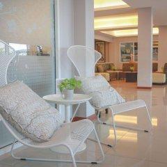 Отель Golden Jade Suvarnabhumi Таиланд, Бангкок - 1 отзыв об отеле, цены и фото номеров - забронировать отель Golden Jade Suvarnabhumi онлайн интерьер отеля фото 3