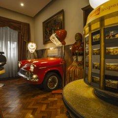 Отель Pão de Açúcar – Vintage Bumper Car Hotel Португалия, Порту - 1 отзыв об отеле, цены и фото номеров - забронировать отель Pão de Açúcar – Vintage Bumper Car Hotel онлайн детские мероприятия фото 2