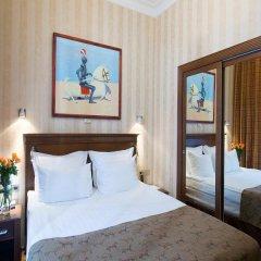 Марко Поло Пресня Отель 4* Стандартный номер разные типы кроватей фото 5