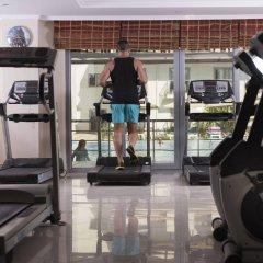 Отель Club Nena - All Inclusive фитнесс-зал