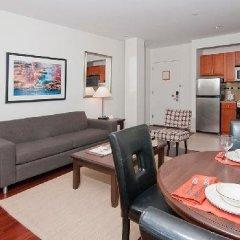 Отель Oakwood Residence Sixth Avenue США, Нью-Йорк - отзывы, цены и фото номеров - забронировать отель Oakwood Residence Sixth Avenue онлайн комната для гостей фото 4