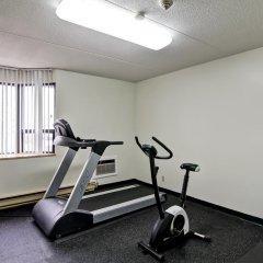 Отель Travelodge by Wyndham Toronto East фитнесс-зал фото 4