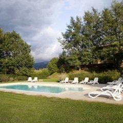 Отель Agriturismo Petrognano Реггелло бассейн фото 2