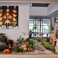 Отель Jp Villa Паттайя интерьер отеля
