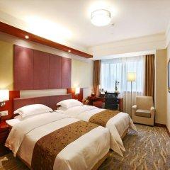 Отель Central Hotel Jingmin Китай, Сямынь - отзывы, цены и фото номеров - забронировать отель Central Hotel Jingmin онлайн комната для гостей фото 5