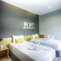 Escape De Phuket Hotel & Villa комната для гостей фото 9