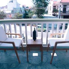 Отель Jolie Villa Hoi An Вьетнам, Хойан - отзывы, цены и фото номеров - забронировать отель Jolie Villa Hoi An онлайн балкон