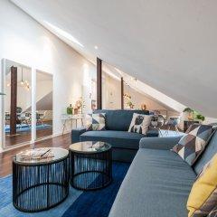 Отель Casa da Barroca: spacious A-location designer loft комната для гостей фото 3