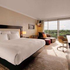 Отель Hilton Munich Park комната для гостей фото 3