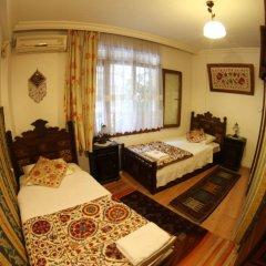 Отель Homeros Pension & Guesthouse комната для гостей
