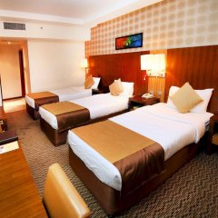 Отель Sun and Sands Downtown Hotel ОАЭ, Дубай - отзывы, цены и фото номеров - забронировать отель Sun and Sands Downtown Hotel онлайн комната для гостей фото 2
