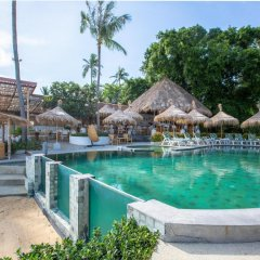 Отель Eden Beach Villas Самуи бассейн фото 3