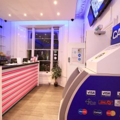 Отель Smart Hyde Park Inn Hostel Великобритания, Лондон - отзывы, цены и фото номеров - забронировать отель Smart Hyde Park Inn Hostel онлайн банкомат