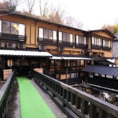 Отель Shinmeikan Япония, Минамиогуни - отзывы, цены и фото номеров - забронировать отель Shinmeikan онлайн фото 3
