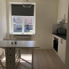Апартаменты Hjorten Apartments Эребру удобства в номере