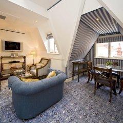 Milestone Hotel Kensington комната для гостей