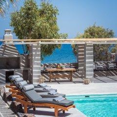 Отель Damma Beachfront Luxury Villa Греция, Остров Санторини - отзывы, цены и фото номеров - забронировать отель Damma Beachfront Luxury Villa онлайн
